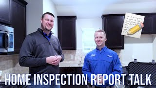 Home Inspection Report Talk