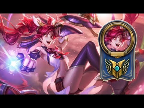Jinx Montage 36 - Best Jinx High Elo Plays