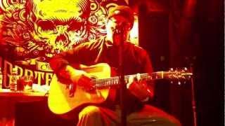 Everlast - An Acoustic Evening - Lonely Road - 10.12.2012 - Hamburg Fabrik