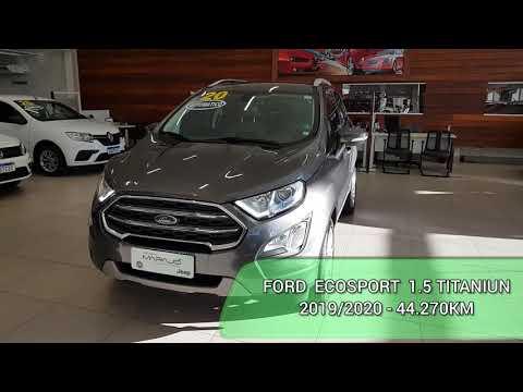 video carousel item Ford Ecosport Titanium 2at 4x2