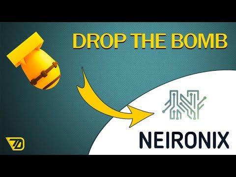 "Новое баунти на DropTheBomb ""Neironix"". Тестим!"