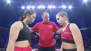 Юлия Кухарчук vs. Ла Би Ксяо Ман / Yulia Kukharchuk vs. La bi Xiao Man