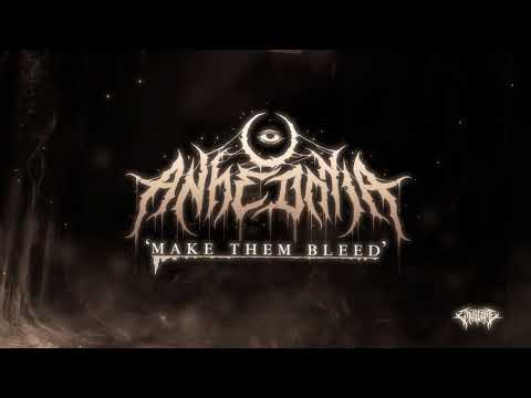 Anhedonia - Make Them Bleed [Single] (2019) Chugcore Exclusive