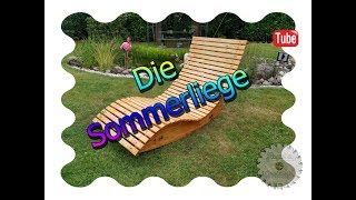 Die Sommerliege
