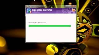 como descargar e instalar free video converter