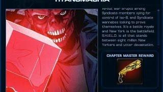 Marvel Avengers Alliance - Chapter 12: Titanomachia, Pt2