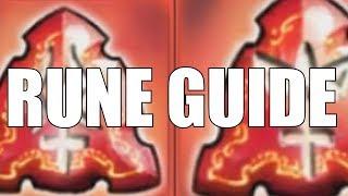 King's Raid - Runes Guide! Where To Get & Put Them