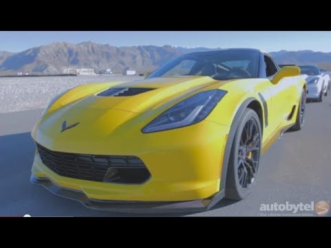 2016 Chevrolet Corvette Z06 Video Review