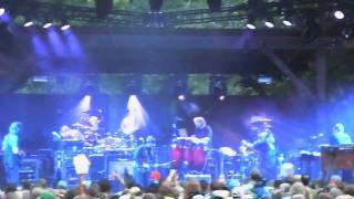 "The String Cheese Incident ""Born On The Wrong Planet"" Pt 1 Hornings Hideout 7-30-10"