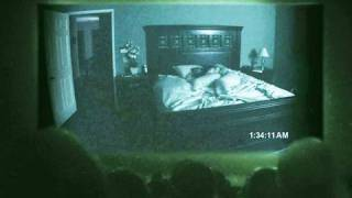 Trailer of Paranormal Activity (2007)