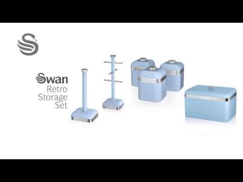 Swan Retro Range Storage Set