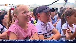 20 ЛЕТ: Астана празднует свой день рождения