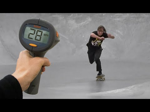 The Fastest Tricks Ever Done At The Berrics