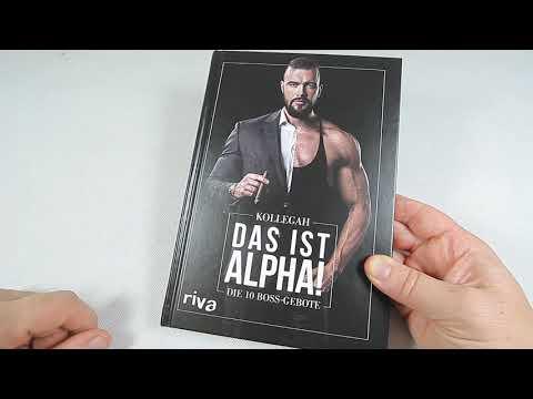 Kollegah - Das ist Alpha die 10 Boss Gebote Buch Review