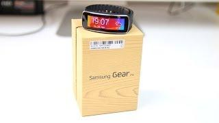 Review: Samsung Gear Fit (Deutsch) | SwagTab