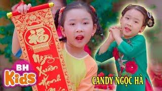 Nhạc Tết Vui Nhộn - Bé Đón Tết Sang ♫ Candy Ngọc Hà | Nhạc Xuân Thiếu Nhi 2020