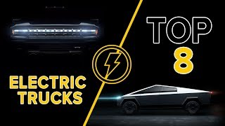 8 Electric Trucks Worth Waiting For