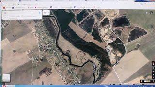 Места на карте ловли сома в московской области