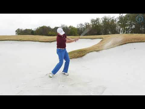 Pitch Perfect - Bunkers: Length of Swing