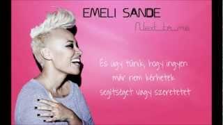 Emeli Sandé - Next To Me (magyar) [720p]