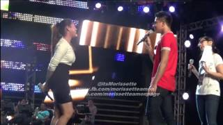 ASAP All Access BTS for DJP Most Wanted - Nothing's Gonna Stop Us Now (Rehearsal)