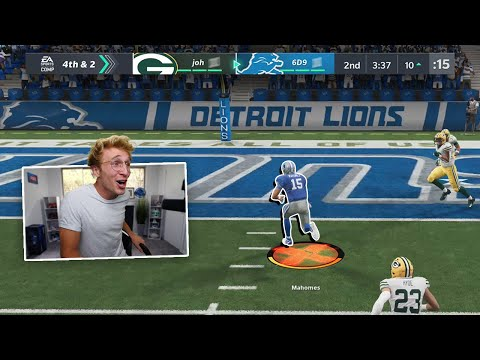 The 4th Down Scramble of the CENTURY… Wheel of MUT! Ep. #43