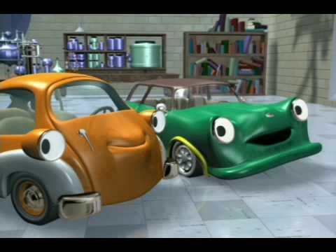 Auto B Good Season 1 Vol 1: Fuel For The Finish DVD movie- trailer