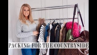What To Pack For A Weekend Away In The Countryside - What I Wore To Soho Farmhouse | Cleo Lacey