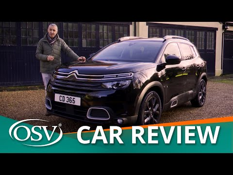 Citroen C5 Aircross Hybrid 2021 Review - Most Comfortable SUV?