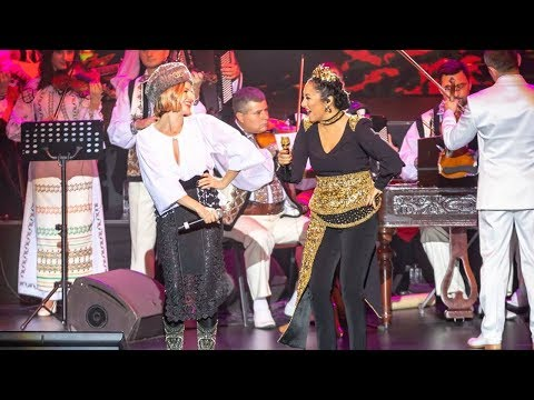 Andra & Lidia Buble – Of, inimioara [Concert Traditional] Video