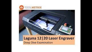 NEW LASER ENGRAVER: Laguna  PL 12|20 Overview