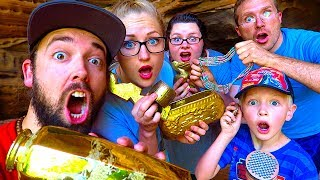 WE FOUND REAL TREASURE OF MONTEZUMA! EPIC HUNT FOR LOST GOLD! - Video Youtube