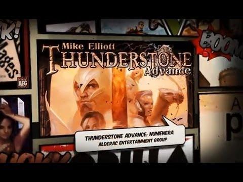 TGG Inside the Box: Thunderstone Advance - Numenera from AEG