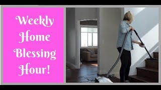 1 Hour Clean | Weekly Home Blessing for Beginners
