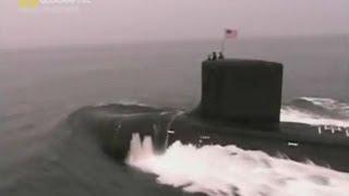 Суперсооружения - Подводная лодка ВМС США «Вирджиния»