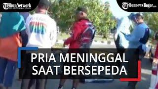 Meninggal saat Bersepeda, Jenazah Pria ini Sempat Dibiarkan Tergeletak di Terminal Ngawi