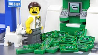Lego ATM Fail   The Homeless