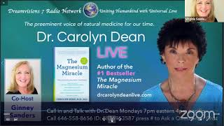 Fear- Managing the Body and Mind During Stressful Times --Carolyn Dean MD ND