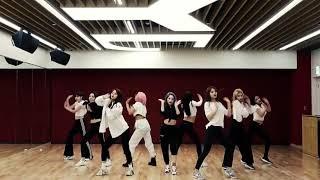 "Twice ""Fancy"" Mirrored Dance Practice, 트와이스 ""팬시"" 안무 거울모드"