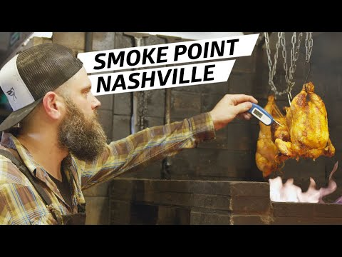How a Nashville Chef Uses Open Fire to Create Modern Barbecue Masterpieces — Smoke Point