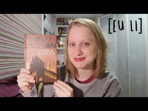 A ASSOMBRAÇÃO DA CASA DA COLINA | Livros e mais #164