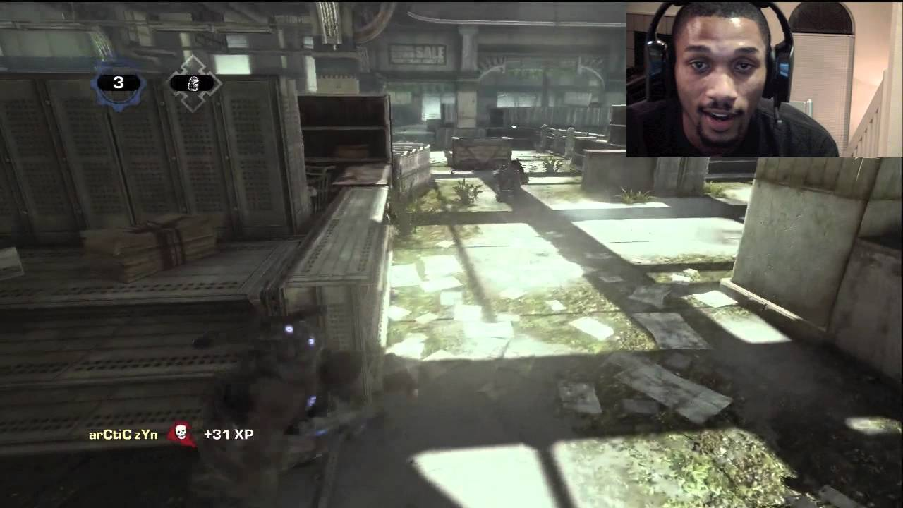 They Win A Gears Of War 3 Match Without Firing A Bullet