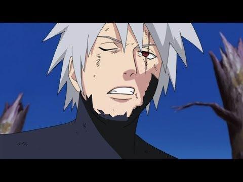 The Only Times Kakashi Has Shown His Face in Naruto   Boruto Naruto Next Generations