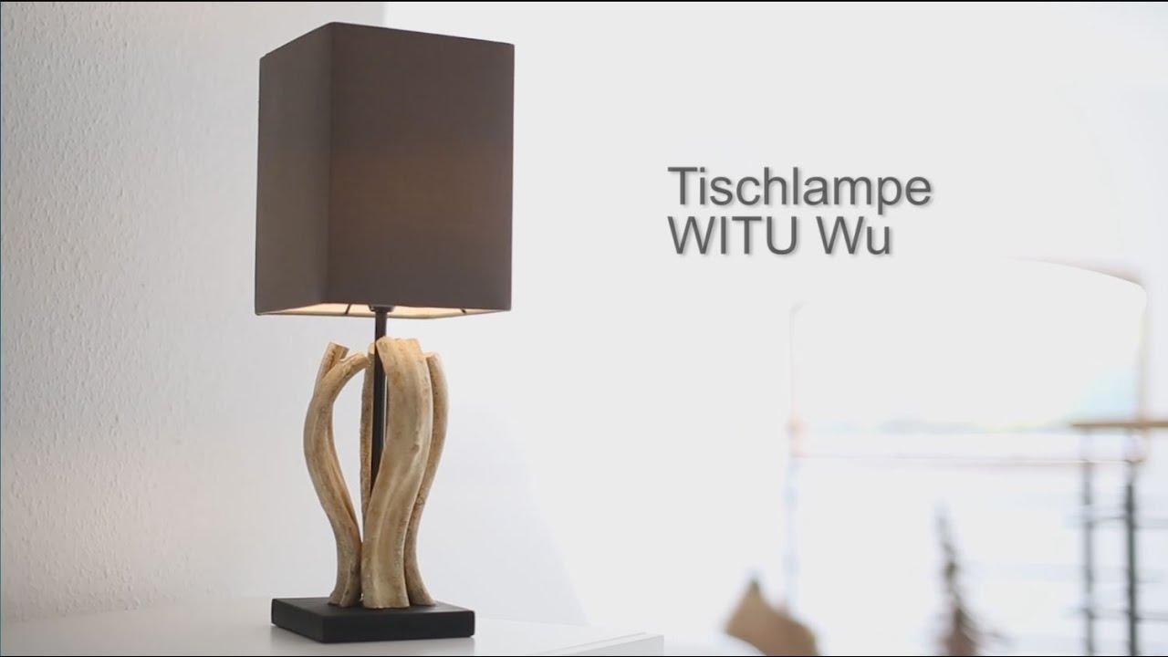 Video von: Tischlampe WITU Wu
