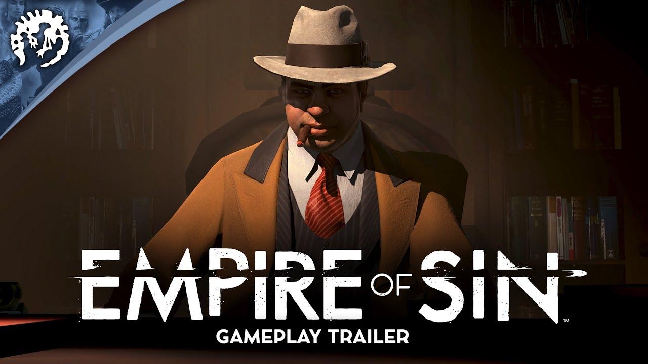 Трейлер игры Empire of Sin
