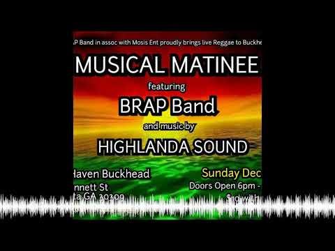 Highlanda Sound – Musical Matinee At The Haven Buckhead (12-6-15)