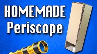 How To Make a Periscope   Homemade Periscope DIY