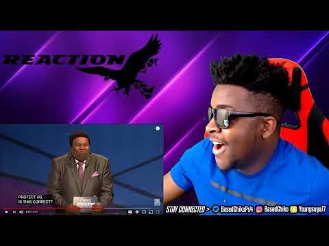 Black Jeopardy with Chadwick Boseman - SNL | REACTION