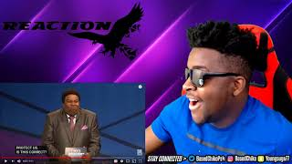 Black Jeopardy with Chadwick Boseman - SNL | REACTION
