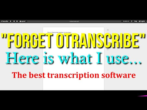 Best free transcription software for manual transcription | GoTranscript transcription software